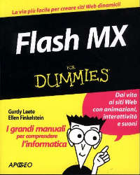 Macromedia Flash MX for dummies