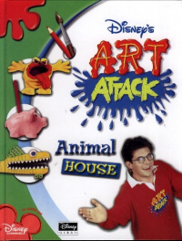 Disney' s art attack