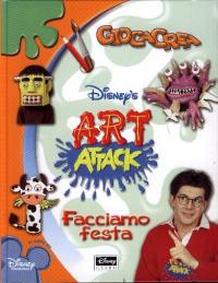 Disneys art attack