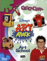Disney's art attack