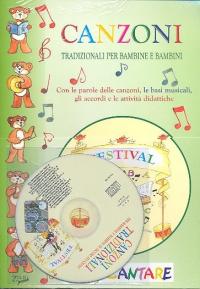 Canzoni tradizionali per bambine e bambini [multimediale]