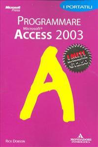 Programmare Microsoft Access 2003