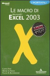 Le macro di Microsoft Excel 2003