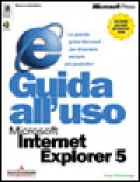 Guida all'uso Microsoft Internet Exploreer 5