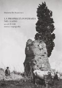 La proprieta fondiaria nel Lazio
