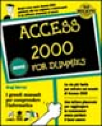 Access 2000 per Windows For Dummies
