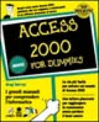Access 2000 per Windows For Dummies
