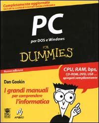 PC For Dummies, per DOS e Windows