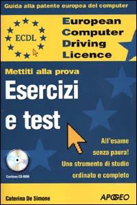 ECDL guida alla patente europea del computer