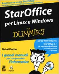 StarOffice per Linux e Windows for dummies