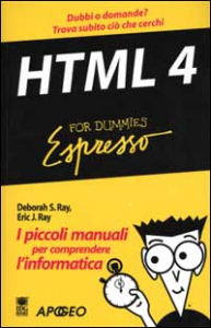 HTML 4 for dummies espresso