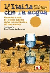 L'Italia che fa acqua