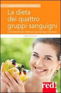 La dieta dei quattro gruppi sanguigni