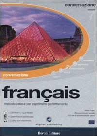 Francais  [corso multimediale] : conversazione : metodo veloce per esprimersi perfettamente