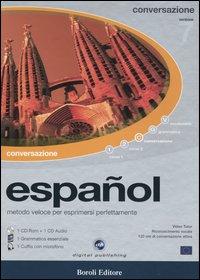 Espanol  [corso multimediale] : conversazione : metodo veloce per esprimersi perfettamente