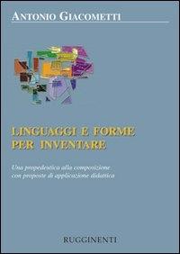 Linguaggi e forme per inventare