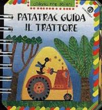 Patatrac guida il trattore
