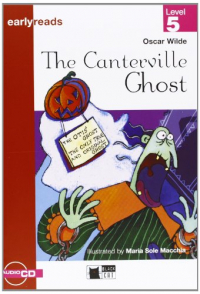 The Canterville ghost / Oscar Wilde ; text adaptation and activities by Gaia Ierace