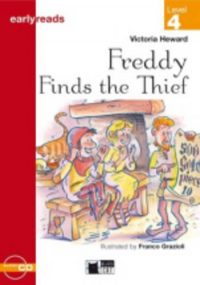 Freddy finds the thief