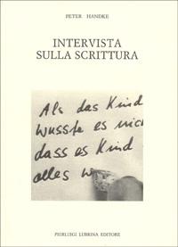 Intervista sulla scrittura