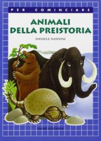 Animali della preistoria