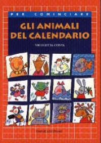 Gli animali del calendario