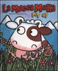 La mucca Moka pop up