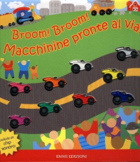 Broom! Broom! Macchinine pronte al via!
