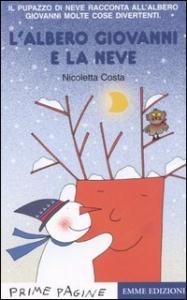 L'albero Giovanni e la neve