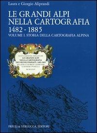 storia della cartografia alpina