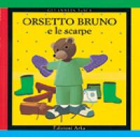 Orsetto Bruno e le scarpe