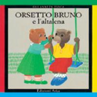 Orsetto Bruno e l'altalena