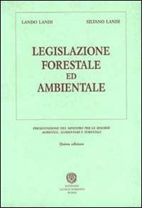 Legislazione forestale ed ambientale