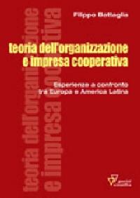 Teoria dell'organizzazione e impresa cooperativa