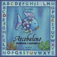 Arcobaleno insegna l'alfabeto