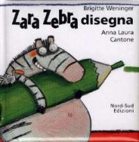 Zara zebra disegna