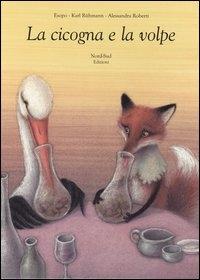 La cicogna e la volpe