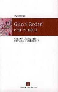 Gianni Rodari e la musica