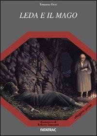 Leda e il mago / Ermanno Detti ; illustrazioni di Roberto Innocenti