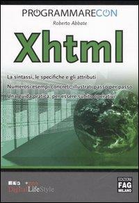 Programmare con XHTML