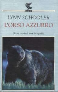 L' orso azzurro