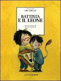 Battista e il leone