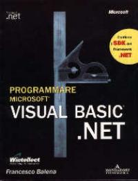 Programmare Microsoft Visual Basic .NET