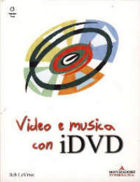 Video e musica con iDVD