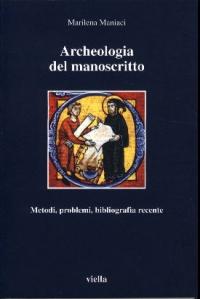 Archeologia del manoscritto