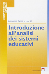 Introduzione all'analisi dei sistemi educativi
