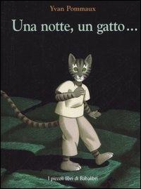 Una notte, un gatto...