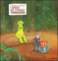 L' amico del piccolo tirannosauro