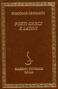 Poeti greci e latini