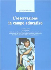 L' osservazione in campo educativo